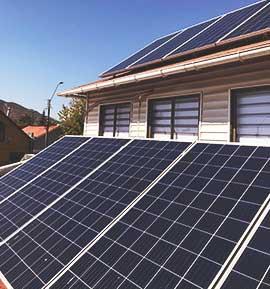 Sustainable WineGrowing Renewal Energy