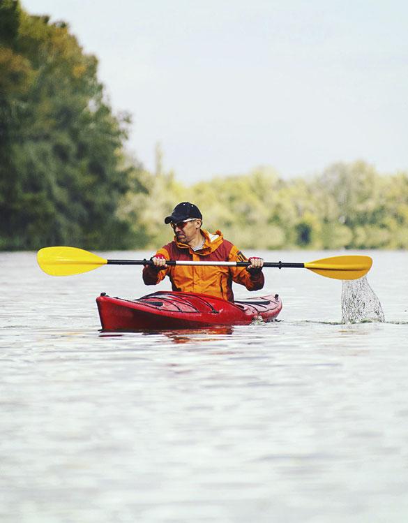 Kayak Colchagua